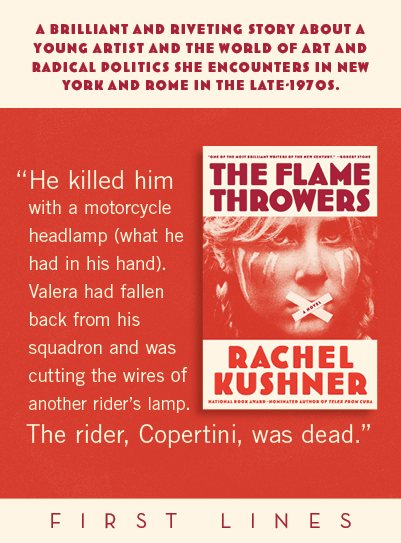 """""""One of the most brilliant writers of the new century."""" - Robert Stone. Read an excerpt."""