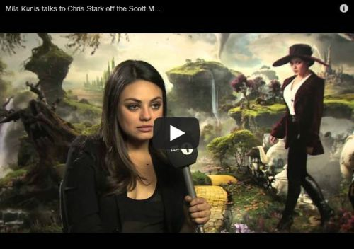 Mila Kunis Shows Interviewer How To Interview Her During Interview, Amazingness Ensues