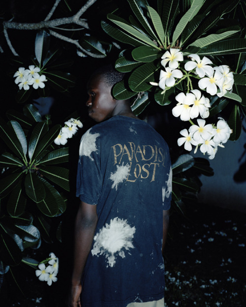 Another work of art I enjoy.   Paradise Lost (2005), Viviane Sassen   Image courtesy to Stevenson Gallery