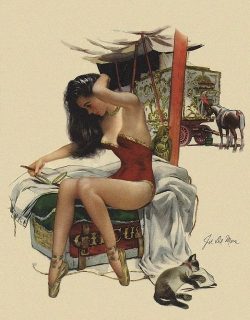 retrogasm:  Joe de Mers
