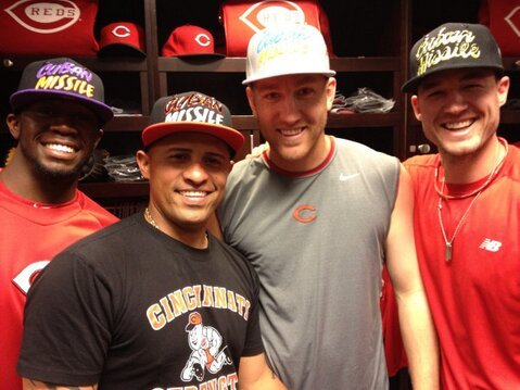 Cuban Missile hats for everyone!