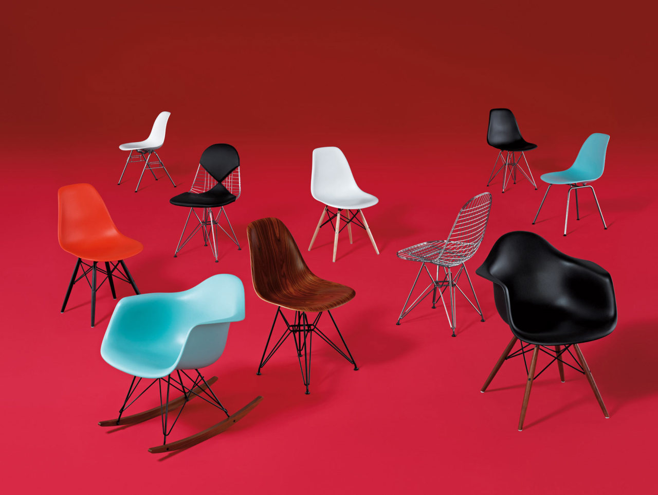 Eames Heaven. (source: HermanMiller)