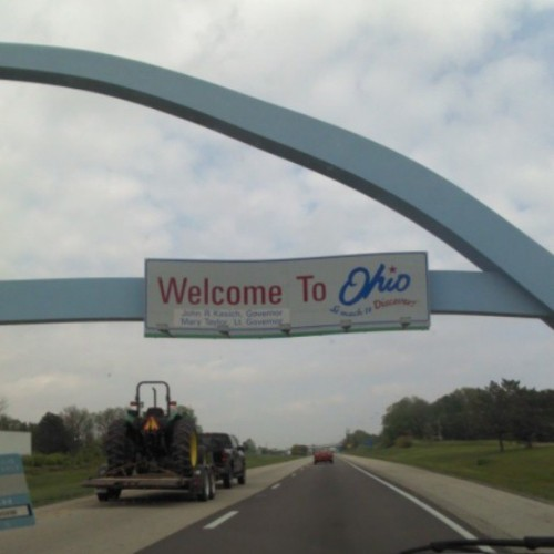I have penetrated! #Ohio