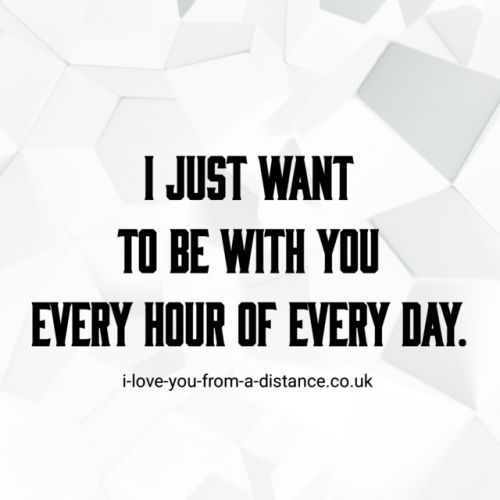 I want you I just want to spend time with you every day every hour of the day be with you you are all I need couple relationships ldr quotes ldr community ldr couple love quotes I love you I need you I miss you quotes