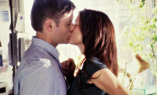 "jensenanddanneelackles:  ""Ten Inch Hero also has a special place in my heart, since it's where Danneel and I fell in love."" - Jensen Ackles   LOVE"