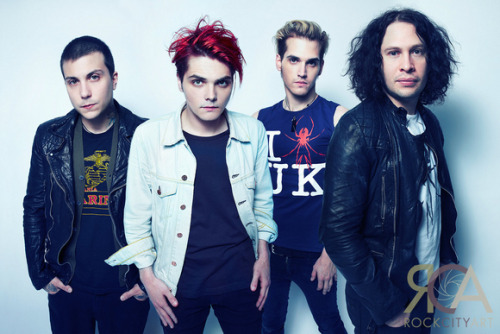 Goodbye My Chemical Romance!