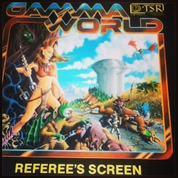 mana-junkie:  Picked this 1st Ed Gamma World screen the other day!