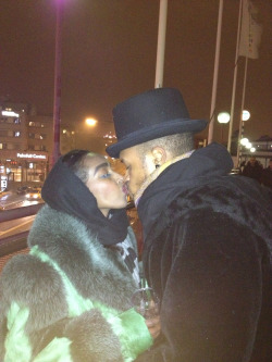 My first New Years Kiss #2013