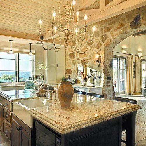 Interior Design Country Kitchen