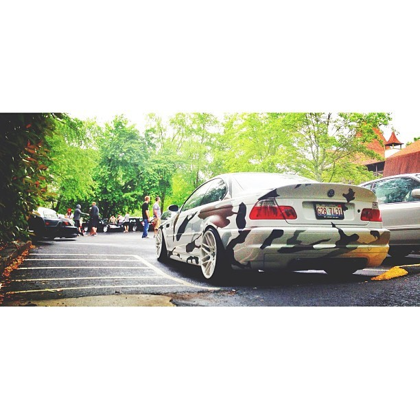 I'll always have a thing for E46 M3s.