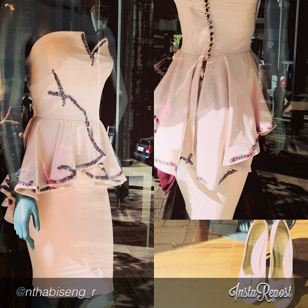 #repost one of a kind dress available at #bellocouture size : L.#dress #fashion #womenswear #style  (at Renaissance Washington, DC Downtown Hotel)