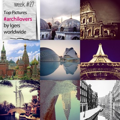 The 27th weekly selection of the Top Pictures tagged  #archilovers is out, this week  we went around the world passing for #Istanbul with @ahsan_786, #Rome with @samueledicaro7, #Moscow with @cute_mom, #Valencia with @andreabrao, #Paris with @qiqin12, #Dubai with @iralira, #NewYork with @jkellen and #Amsterdam with @mylifeinsta. Thank to all of you! Keep posting architecture and design pictures under the hashtag #archilovers!