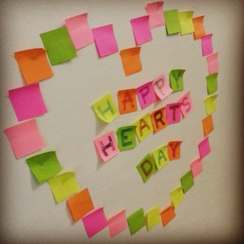 Heart's day art #loveart #instagood #instalove