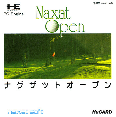 Naxat Open, PC Engine.