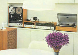 greenteasession:  quadrafonica: Sansui 7000