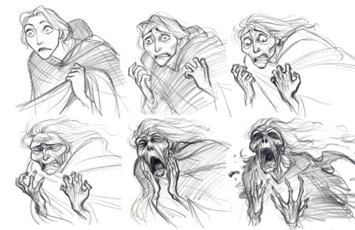 zixiofix:  Awesome Mother Gothel concept art.
