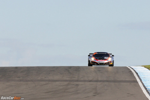 Higher than ever Starring: McLaren MP4-12C GT3 (by RaceCarBuzz)