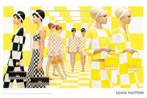 Louis Vuitton - Spring 2013 (fashionologie.com)