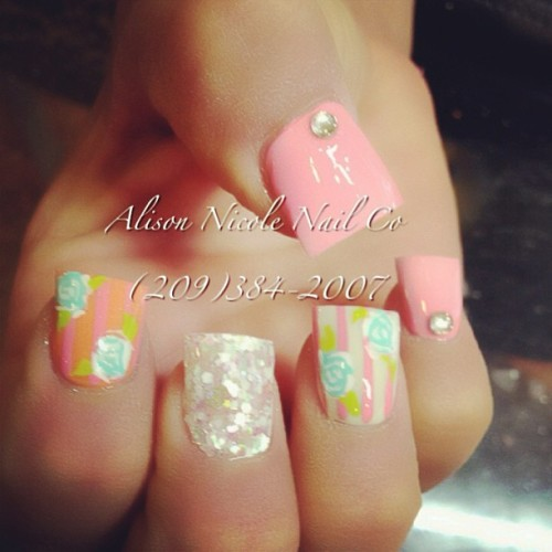 #nailart #nailgame #nailcouture  (at NailsbyAlison💅)