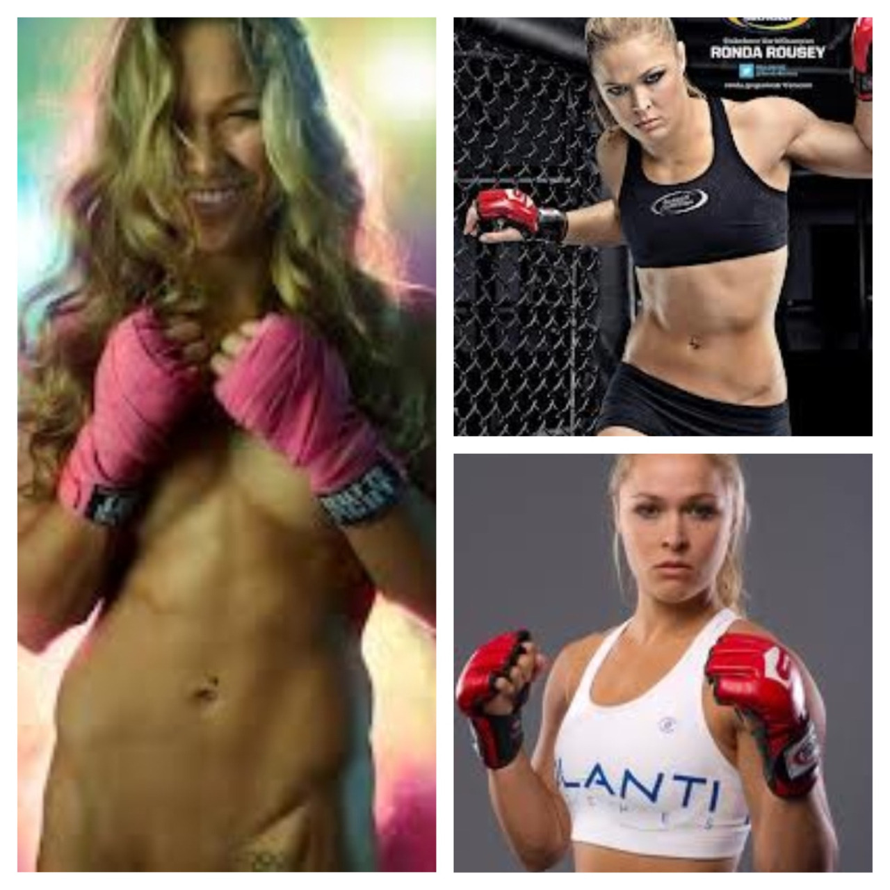 dontforget2loveyourself:  My girl crush. Ronda Rousey. ❤❤