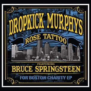 rollingstone:  Bruce Springsteen and the Dropkick Murphys have teamed up on an EP to benefit victims of the Boston Marathon bombings.