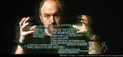 https://www.facebook.com/louisckquotes