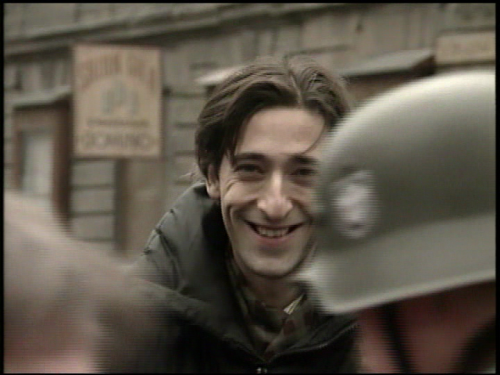 13. favorite actor  ||  Adrien Brody! He's in three of my favorite movies and he seems like a silly and really nice guy.