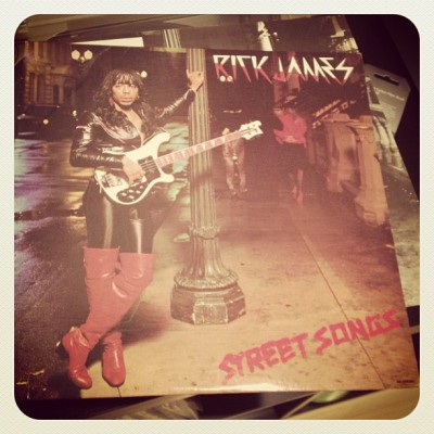 This is happening right now. #RickJames