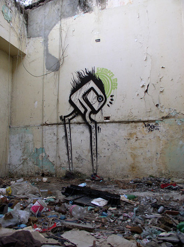 Caracas 2007 by Kryot on Flickr.#Graffiti | #Caracas
