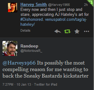 Thank you to Mr. Harvey Smith (designer of Dishonored) who is certainly one of my personal inspirations. His commitment to excellence is evident in everything he does… One of gaming's most valuable minds.