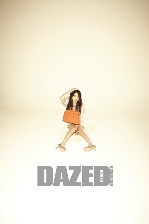 KARA: Jiyoung - Dazed & Confused Photos (3)