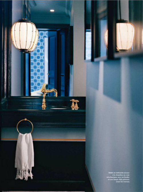 thedecorista:  the beauty of blue…..