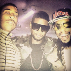 Usher,Lil jon and luda