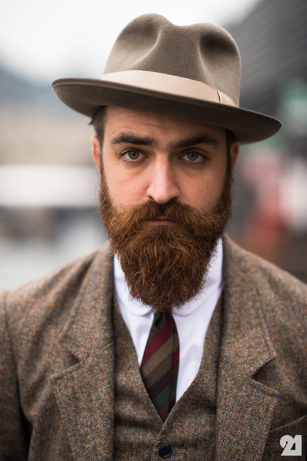 nickelsonwooster:  Handsome. beardsftw:  [[ Follow BeardsFTW! ]]