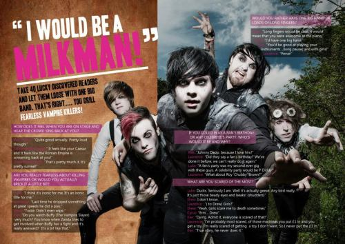 Grab a copy of Discovered Magazine to check out the new interview with fvk!