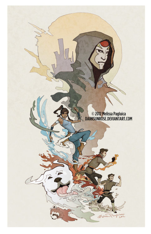 Amazing Avatar Fan art set by @darksunrose!  Source: Zuko's Journey (http://darksunrose.deviantart.com/art/Zuko-s-Journey-366571113?q=gallery%3Adarksunrose&qo=0)  Aang and the Group (http://darksunrose.deviantart.com/art/Aang-and-the-group-tribute-354159587?q=gallery%3Adarksunrose%2F4122767&qo=5)  Korra Tribute (http://darksunrose.deviantart.com/art/Korra-Tribute-304048083)