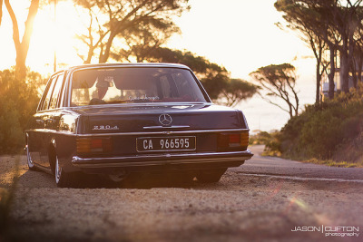 pasvag:  Bagged_Benz by Jason Clifton Photography on Flickr.