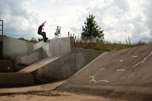 Shad Spencer - Smith Grind - Denver, CO 2012
