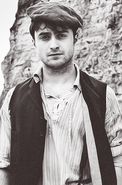 Daniel Radcliffe  | Vogue US June 2013