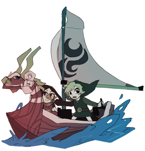 omija:  more wind waker because the partner dungeons were some of my favorites