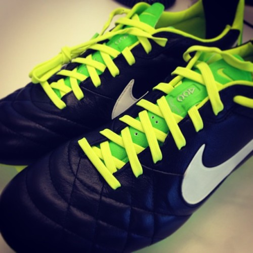 Picked up a new pair of Nike Tiempo All Conditions Control #nikesoccer. Ill have a review of these in a few weeks.