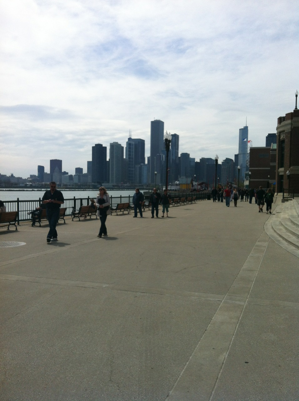 lindsayjanks:  Chicago is a beautiful, beautiful place