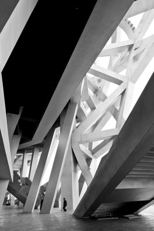n-architektur:  National Stadium (Bird's Nest) Herzog & de Meuron Photographyed by Scott Norsworthy