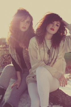 Conroy twins by Matt Shields Hair and make up, Lindsey Alagna
