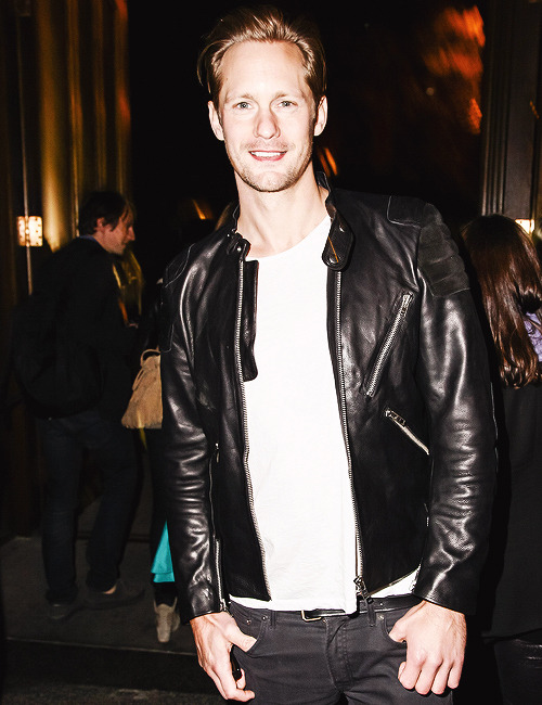 Alexander Skarsgård | The New Museum and Nuit Blanche present Marco Brambilla's Creation [May 3,2013]
