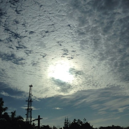 Clouds Layer #NoFilter  (at Cuesta Casiano)