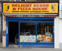 Delight Cafe, Seven Sisters Road N4