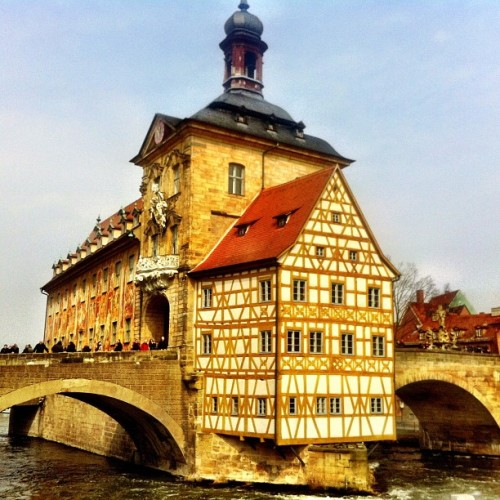 #Bamberg definitely has a wow factor! #germany #bavaria #travel