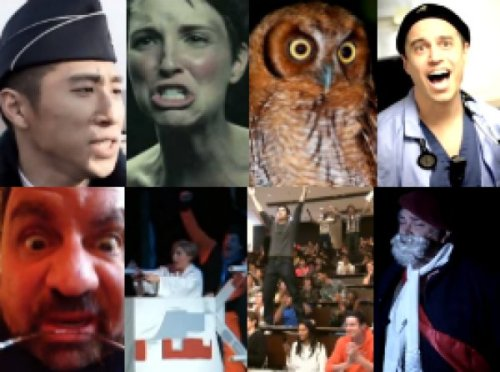 Les Misérables Recreated with Parody Videos Let's celebrate the box office and critical success of Les Misérables (2012) by listening to a retelling of the story in parody form. That's right, enough of the show's songs have been parodied that you can pretty much recreate everything with YouTube videos. Continue