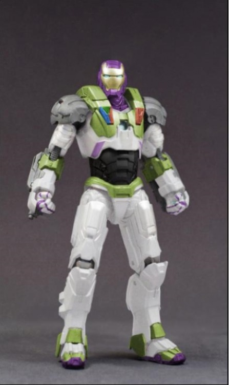 lolsofunny:  niknak79:  Iron Lightyear  (lol here!)